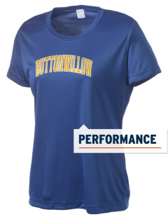 Buttonwillow Elementary School Roadrunners Women's Competitor Performance T-Shirt