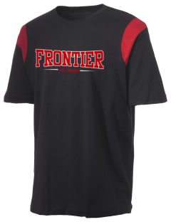 Frontier Academy Wolverines Holloway Men's Rush T-Shirt