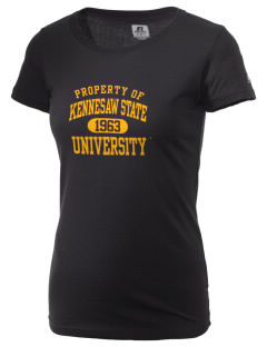 Kennesaw State University Owls  Russell Women's Campus T-Shirt