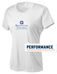 Brookline College College Women's Competitor Performance T-Shirt