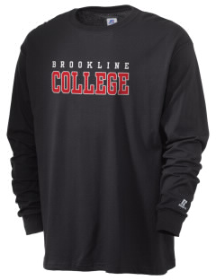 Brookline College College  Russell Men's Long Sleeve T-Shirt