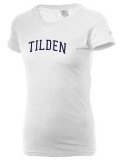 Tilden School School  Russell Women's Campus T-Shirt