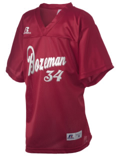 Bozeman Bozeman Russell Kid's Replica Football Jersey