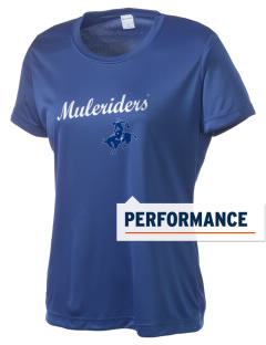 Southern Arkansas University Muleriders Women's Competitor Performance T-Shirt