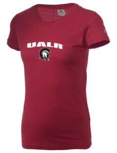 University of Arkansas at Little Rock Trojans  Russell Women's Campus T-Shirt