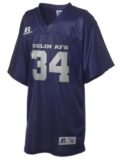 Eglin AFB Russell Kid's Replica Football Jersey