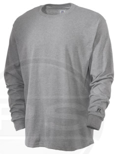 Nellis AFB  Russell Men's Long Sleeve T-Shirt