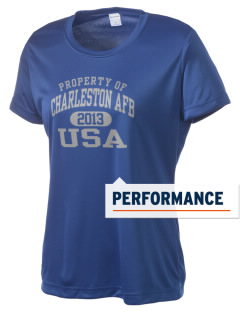 Charleston AFB Women's Competitor Performance T-Shirt