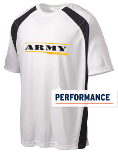 Anniston Army Depot Men's Dry Zone Colorblock T-Shirt