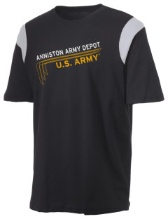 Anniston Army Depot Holloway Men's Rush T-Shirt