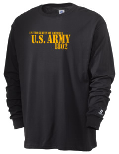 Anniston Army Depot  Russell Men's Long Sleeve T-Shirt
