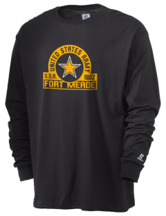 Fort Meade  Russell Men's Long Sleeve T-Shirt