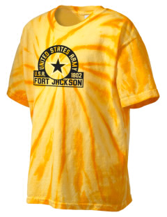 Fort Jackson Kid's Tie-Dye T-Shirt