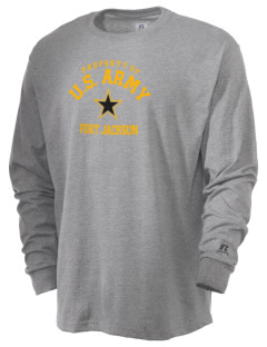 Fort Jackson  Russell Men's Long Sleeve T-Shirt