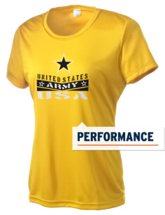 Fort Belvoir Women's Competitor Performance T-Shirt