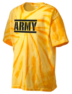 Fort Myer Kid's Tie-Dye T-Shirt