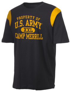 Camp Frank D. Merrill Holloway Men's Rush T-Shirt