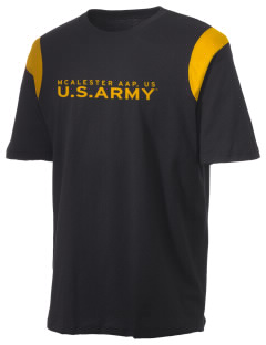 Mcalester Army Ammunition Plant Holloway Men's Rush T-Shirt