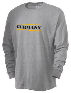 Bad Aibling Station  Russell Men's Long Sleeve T-Shirt