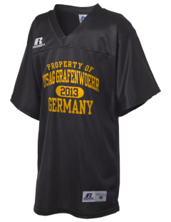 Grafenwoehr Russell Kid's Replica Football Jersey