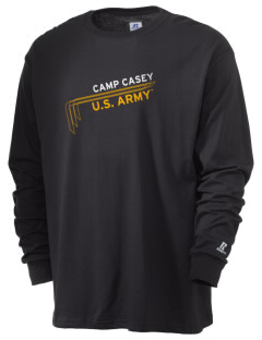 Camp Casey  Russell Men's Long Sleeve T-Shirt