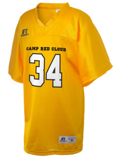 Camp Red Cloud Russell Kid's Replica Football Jersey