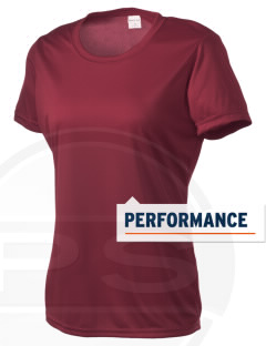 Barstow Marine Corps Logistics Base Women's Competitor Performance T-Shirt