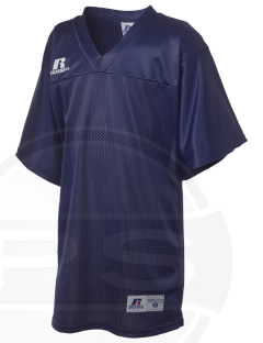 San Juan U.S. Coast Guard Base Russell Kid's Replica Football Jersey