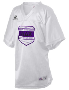 Alpha Delta Kappa Russell Kid's Replica Football Jersey