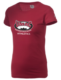 Upper Midwest Athletic Conference Athletics  Russell Women's Campus T-Shirt