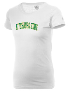Fitchburg State University Falcons  Russell Women's Campus T-Shirt