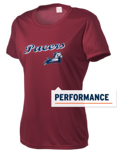 University of South Carolina Aiken Pacers Women's Competitor Performance T-Shirt
