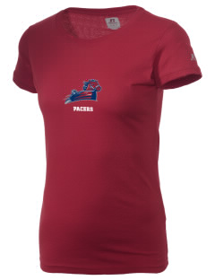 University of South Carolina Aiken Pacers  Russell Women's Campus T-Shirt