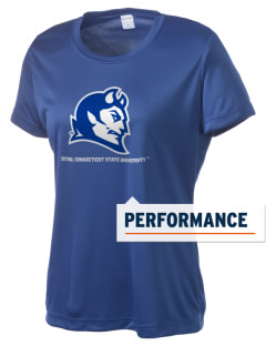 Central Connecticut State University Blue Devils Women's Competitor Performance T-Shirt