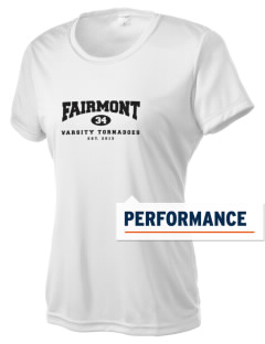 Fairmont Middle School Tornadoes Women's Competitor Performance T-Shirt