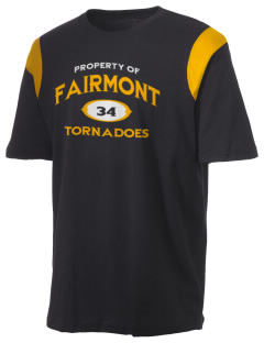 Fairmont Middle School Tornadoes Holloway Men's Rush T-Shirt