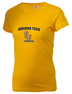 Indiana Tech Warriors  Russell Women's Campus T-Shirt