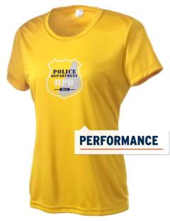 Hillcrest Police Department Women's Competitor Performance T-Shirt