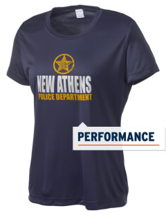 New Athens Police Department Women's Competitor Performance T-Shirt