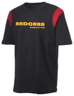 Andorra Holloway Men's Rush T-Shirt