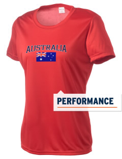 Australia Women's Competitor Performance T-Shirt