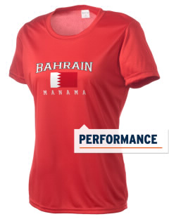 Bahrain Women's Competitor Performance T-Shirt