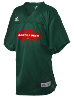 Bangladesh Russell Kid's Replica Football Jersey