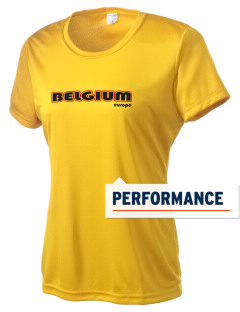 Belgium Women's Competitor Performance T-Shirt