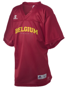 Belgium Russell Kid's Replica Football Jersey