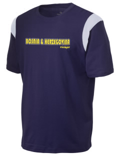 Bosnia & Herzegovina Holloway Men's Rush T-Shirt