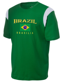 Brazil Holloway Men's Rush T-Shirt