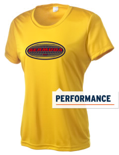 Burma Women's Competitor Performance T-Shirt