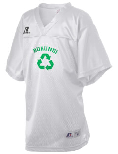 Burundi Russell Kid's Replica Football Jersey