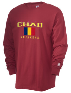 Chad  Russell Men's Long Sleeve T-Shirt